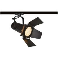 Трековый светильник Artelamp TRACK LIGHTS A6312PL-1BK