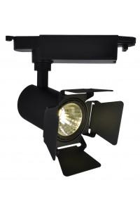 Трековый светильник Artelamp TRACK LIGHTS A6709PL-1BK