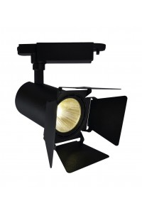 Трековый светильник Artelamp TRACK LIGHTS A6720PL-1BK