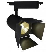 Трековый светильник Artelamp TRACK LIGHTS A6730PL-1BK