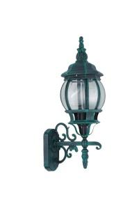 Уличный настенный светильник Artelamp ATLANTA A1041AL-1BG