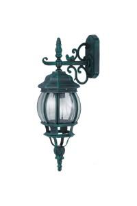 Уличный настенный светильник Artelamp ATLANTA A1042AL-1BG