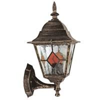 Уличный настенный светильник Artelamp BERLIN A1011AL-1BN