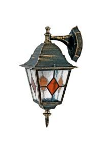 Уличный настенный светильник Artelamp BERLIN A1012AL-1BN