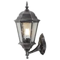 Уличный настенный светильник Artelamp GENOVA A1201AL-1BS