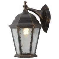 Уличный настенный светильник Artelamp GENOVA A1202AL-1BN