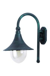 Уличный настенный светильник Artelamp MALAGA A1082AL-1BG