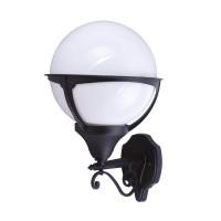 Уличный настенный светильник Artelamp MONACO A1491AL-1BK