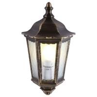 Уличный настенный светильник Artelamp PORTICO A1809AL-1BN