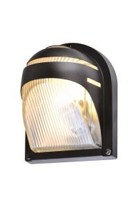 Уличный настенный светильник Artelamp URBAN A2802AL-1BK