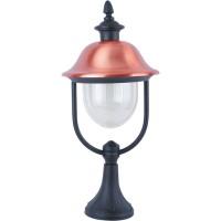 Уличный наземный светильник Artelamp BARCELONA A1484FN-1BK