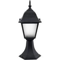 Уличный наземный светильник Artelamp BREMEN A1014FN-1BK