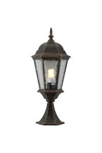 Уличный наземный светильник Artelamp GENOVA A1204FN-1BN