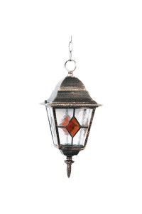 Уличный подвесной светильник Artelamp BERLIN A1015SO-1BN