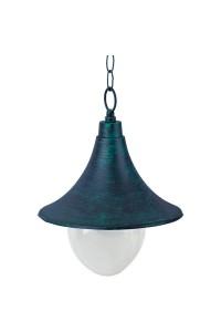 Уличный подвесной светильник Artelamp MALAGA A1085SO-1BG