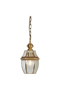 Уличный подвесной светильник Artelamp VITRAGE A7823SO-1AB