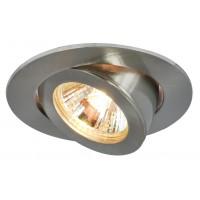 Встраиваемый светильник Artelamp ACCENTO A4009PL-1SS