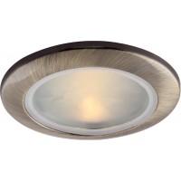 Встраиваемый светильник Artelamp AQUA A2024PL-1AB
