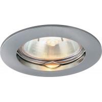 Встраиваемый светильник Artelamp BASIC A2103PL-1SS