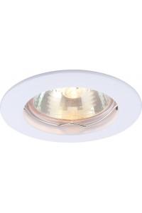 Встраиваемый светильник Artelamp BASIC A2103PL-1WH
