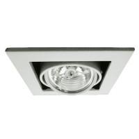 Встраиваемый светильник Artelamp CARDANI A5930PL-1SI