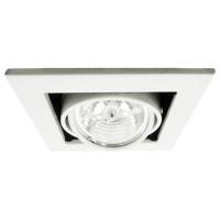 Встраиваемый светильник Artelamp CARDANI A5930PL-1WH