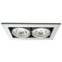 Встраиваемый светильник Artelamp CARDANI A5930PL-2SI