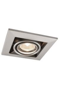 Встраиваемый светильник Artelamp CARDANI A5941PL-1SI