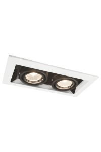 Встраиваемый светильник Artelamp CARDANI A5941PL-2WH
