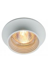 Встраиваемый светильник Artelamp CROMO A1061PL-1WH