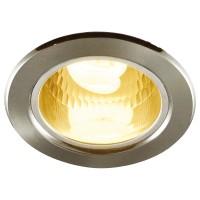 Встраиваемый светильник Artelamp DOWNLIGHTS A8043PL-1SS
