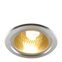 Встраиваемый светильник Artelamp DOWNLIGHTS A8044PL-1SI