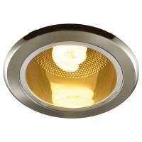 Встраиваемый светильник Artelamp DOWNLIGHTS A8044PL-1SS
