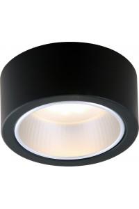 Встраиваемый светильник Artelamp EFFETTO A5553PL-1BK