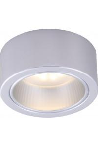 Встраиваемый светильник Artelamp EFFETTO A5553PL-1GY
