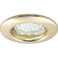 Встраиваемый светильник Artelamp PRAKTISCH A1203PL-1GO