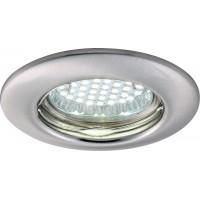 Встраиваемый светильник Artelamp PRAKTISCH A1203PL-1SS