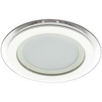 Встраиваемый светильник Artelamp RAGGIO A4106PL-1WH
