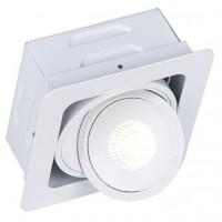 Встраиваемый светильник Artelamp STUDIO A3007PL-1WH
