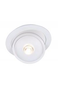 Встраиваемый светильник Artelamp STUDIO A3015PL-1WH