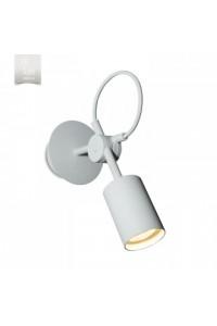 Настенный светильник N&B Light Б Глейз 50011 НББ белый