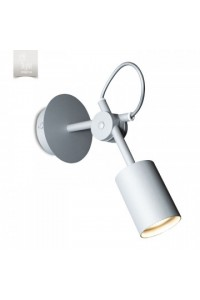 Настенный светильник N&B Light Б Глейз 50011 НББ серый