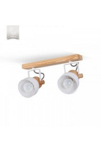 Потолочный светильник N&B Light С Виана 40233 НСБ белый матовый