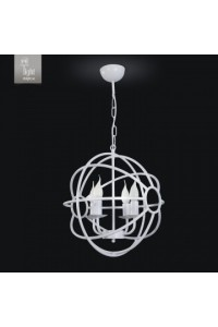 Подвесной светильник N&B Light С Сириус 30606 НСБ белый матовый