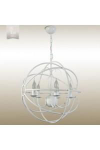 Подвесной светильник N&B Light С Сириус 30709 НСБ белый матовый