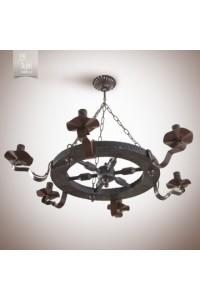 Подвесной светильник N&B Light С Трактир 561 НСБ венге