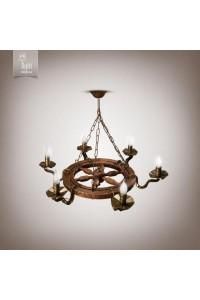 Подвесной светильник 561 Трактир Венге N&B Light