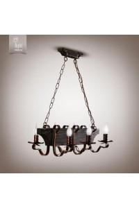 Подвесной светильник 568 Трактир Венге N&B Light