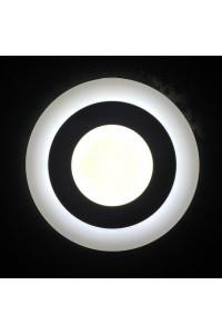Точечный светильник Truenergy 6+3W 10218 (белый)
