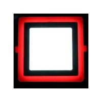 Точечный светильник Truenergy 6+3W 10256 (красный)